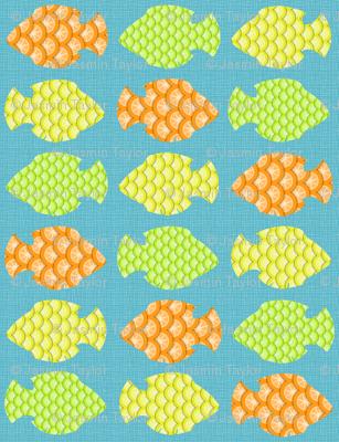 Tangy Citrus Fish