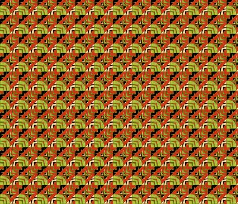 houndstooth echo apple synergy0002 fabric by glimmericks on Spoonflower - custom fabric
