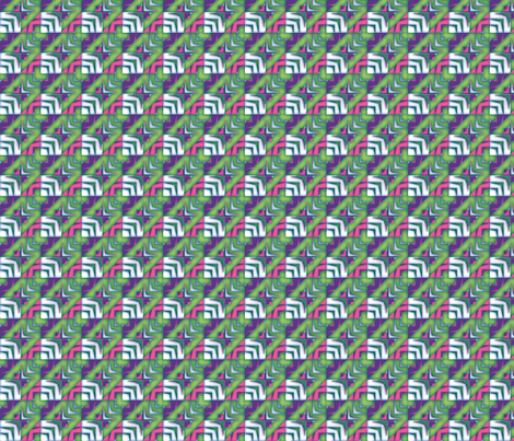 houndstooth echo doctor synergy0011 fabric by glimmericks on Spoonflower - custom fabric