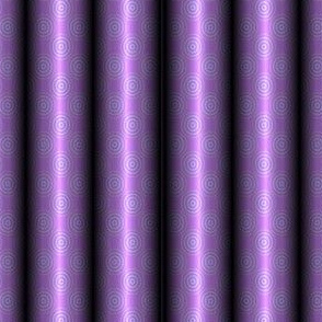 Sculpted Purple Stripes © Gingezel™ 2013