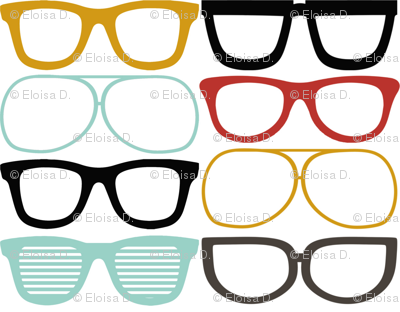 Geeky Glasses
