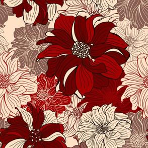 dahlia-cherry