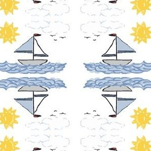 Sailboat O