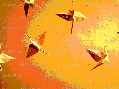Summer Cranes