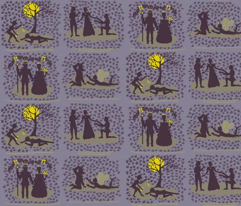 dream fabric by roxiespeople on Spoonflower - custom fabric