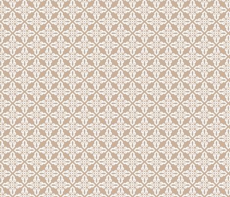 rajkumhari motif small fabric by juneblossom on Spoonflower - custom fabric