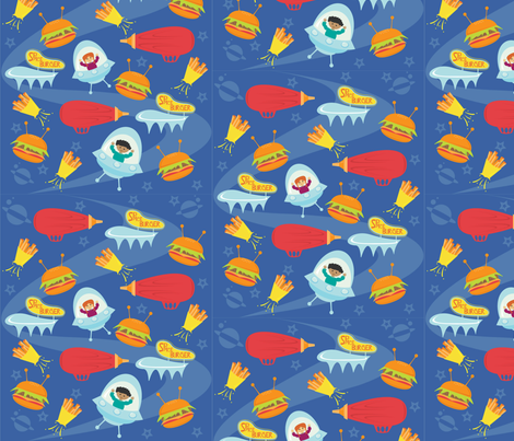 picnic fabric by smcreations on Spoonflower - custom fabric