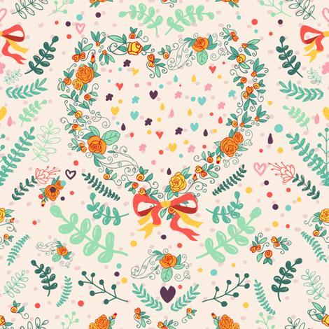 Countryside   fabric by innaogando on Spoonflower - custom fabric