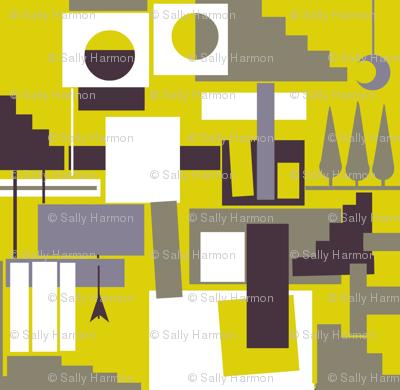 Set Design for A Midsummer Night's Dream