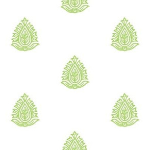 Regency Imperial Leaf Dual Color Honeydew