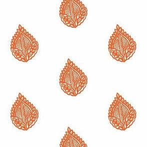 Falling Leaf Bonfire