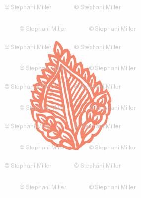 Falling Leaf Salmon