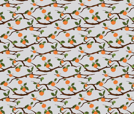 Florida Winter Small fabric by audsbodkin on Spoonflower - custom fabric