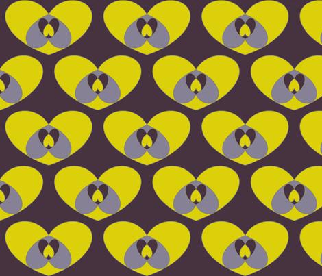 Love Dreams  fabric by sterlingrun on Spoonflower - custom fabric