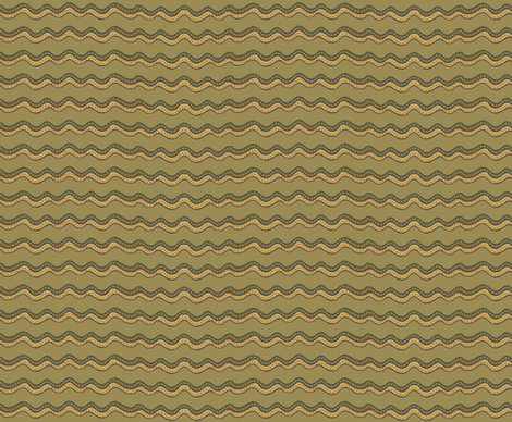 muddy stripes - wide - small 382 fabric by wiccked on Spoonflower - custom fabric