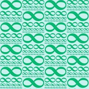 infinitiki in cool mint