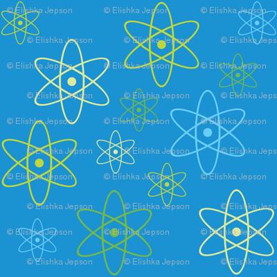 Atomic Science (Blue)