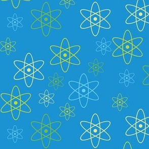 Atomic Science (Blue)