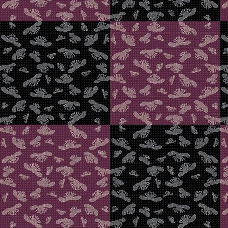 Rrrr2128414_flower_pods_checkered_pink___black__reduced_50_percent_ed_ed_shop_preview
