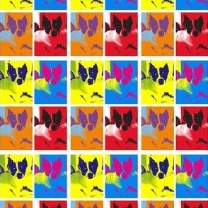 Pop Art Chihuahua Dog