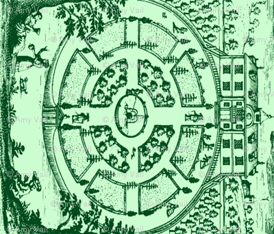 Garden Tapestry