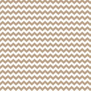 tan chevron i think i heart u