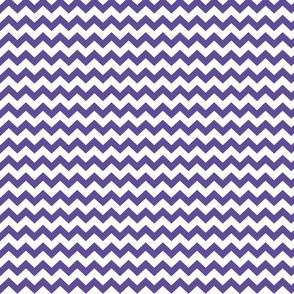 purple chevron i think i heart u