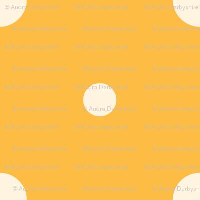 Orange Blossom Dots