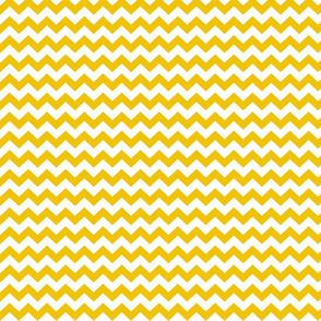 mustard yellow chevron i think i heart u