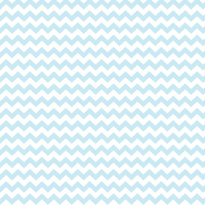 ice blue chevron i think i heart u
