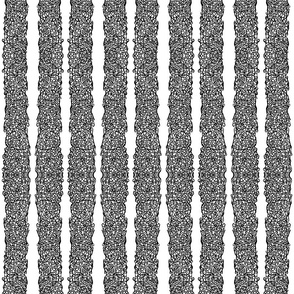 Inkblot Lace Strips II