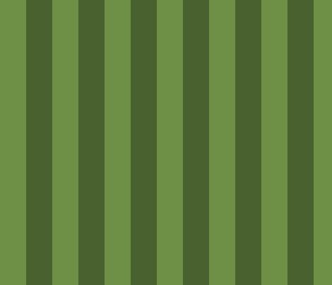 Florida Stripe Green fabric by audsbodkin on Spoonflower - custom fabric