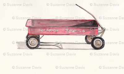 Lilly Dew Designs/Wagon Ride