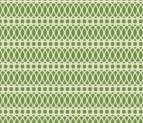 Florida Geometric fabric by audsbodkin on Spoonflower - custom fabric