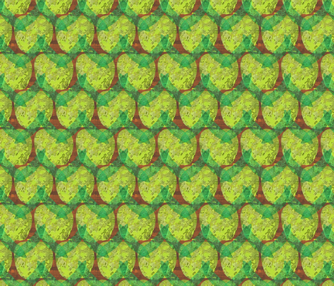 fruit-veggie fabric by melhales on Spoonflower - custom fabric