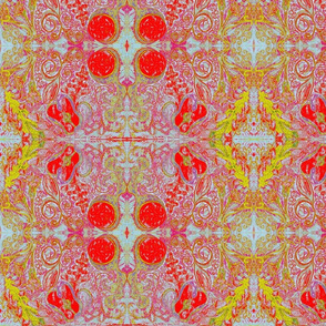 powder tapestry