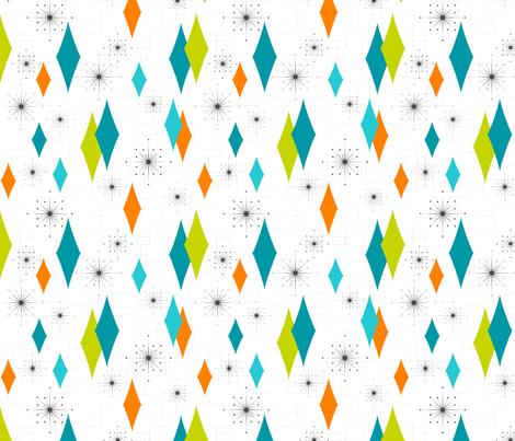Burmond #G3 fabric by tonyanewton on Spoonflower - custom fabric