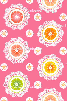 Citrus Lace