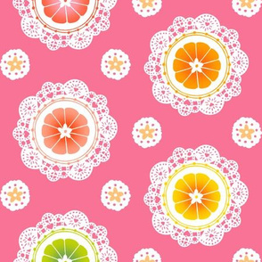 Citrus Lace