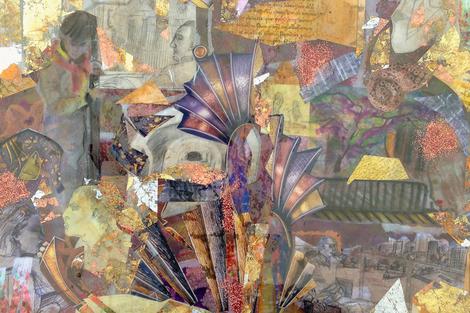 Memories 2 fabric by gabrielladixxmiglia on Spoonflower - custom fabric