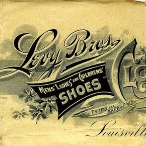Levy Brothers Letterhead