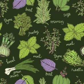 Herbs_seamless_pattern