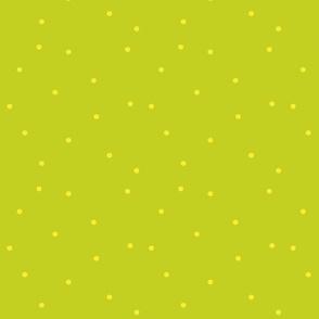 green polka