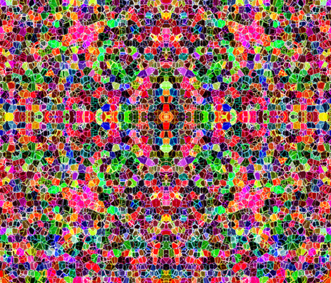 Phosphorus fabric by glanoramay on Spoonflower - custom fabric