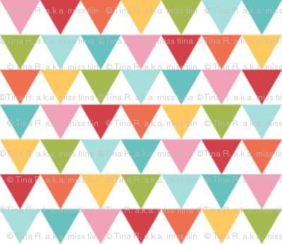 {everyday} multi triangles