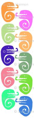 Sea Serpents & Negative Space