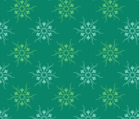 butterflakes serenity synergy0004 fabric by glimmericks on Spoonflower - custom fabric