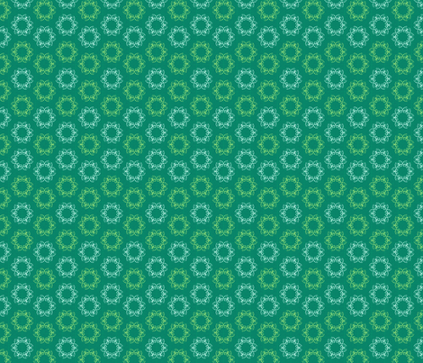 butterflake dots serenity2 synergy0004 fabric by glimmericks on Spoonflower - custom fabric