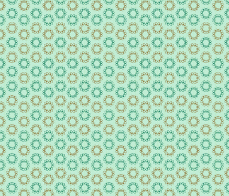 butterflake dots serenity2 synergy0004 a fabric by glimmericks on Spoonflower - custom fabric