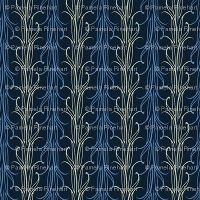 lily leaf blue twilight synergy0010